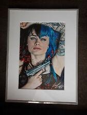 Photo d' Art , Danielle Tunstall  ( Grand Format signé et encadré ) .... n° 4