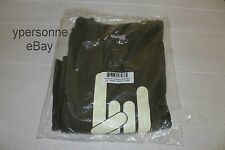 FENDER BRAND NEW ORIGINAL ARMY GREEN ROCK ON T SHIRT  ! XXL SIZE