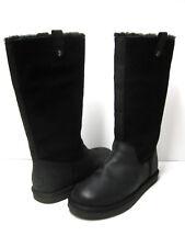 UGG SONOMA WOMEN SHORT BOOTS BLACK  US 8 /UK 6.5 /EU 39 /JP 24