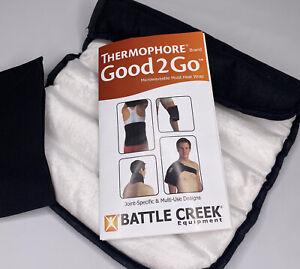 Battle Creek Thermophore 490 Microwaveable Moist Heat Wrap Multi-Use Good2Go