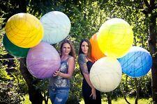 """1 x PIC PIC / Riberball 25"""" Luftballons *STRIPES*STREIFEN* (South America)"""