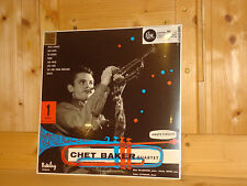 CHET BAKER QUARTET feat. DICK TWARDZICK SAM RECORDS BARCLAY 180g LP NEW SEALED