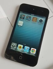 ipod touch 4th Gen 8GB Cracked Screen But still Functioning