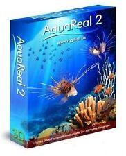 Digi Fish Aqua Real 2 Aquarium Marine Screensaver Saver