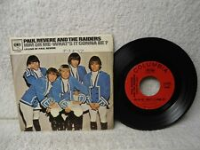 Paul Revere And The Raiders 45 PS Him Or Me What's It Gonna Be Cool 1967 Orig!