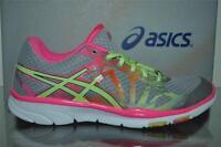 ASICS Gel Harmony TR 2 S453Y 1405 Womens Training Shoes Penguin/Limeade/Pink NIB