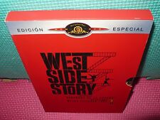 west side story - 2 dvds - musical