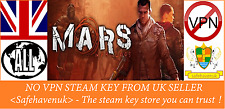 Mars: War Logs Steam key NO VPN Region Free UK Seller