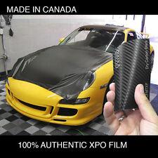 VVIVID Vinyl Carbon Fiber Texture Black Car and Truck Decals and