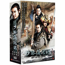 Shao Lin Dang Kou Zhi  (少林蕩寇誌   China 2013) TAIWAN TV DRAMA COMPLETE 10-DVD