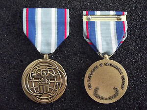 (A20-098) US Orden Air and Space Medal