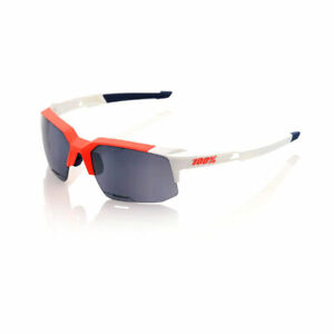 100% Speedcoupe Sunglasses Gamma Ray Dark Grey Mirror