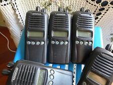 Kenwood UHF FM 450-520Mhz Transceiver TK-3180 K Radio, Channels Writing