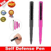 Military Pen Defense Pen Tactics Pen Self Defense Tungsten Steel 2 Colors