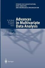 Advances in Multivariate Data Analysis-ExLibrary