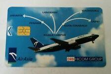 Malaysia DRB Hicom AirAsia Phone Card  亚航电话卡
