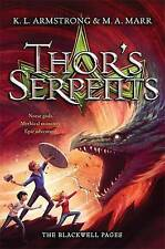 Thor's Serpents (Blackwell Pages)-ExLibrary