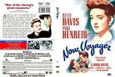 Now, Voyager ~ DVD ~ Bette Davis, Paul Henreid (1942) WBHE