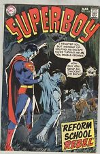 Superboy #163 March 1970 VG Reform School Rebel