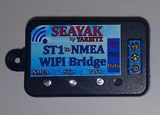 SEAYAK Seatalk1 to NMEA WiFi Bridge by YakBitz