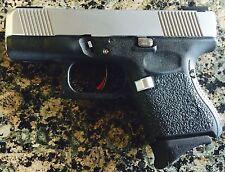 BooDad's Grips Textured Rubber Grip Tape for Glock Gen 4 Models 26 27 28 33 & 39