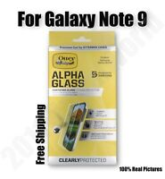 Genuine OtterBox Alpha Glass Series Screen Protector for Samsung Galaxy Note 9