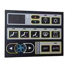 For Volvo Excavator EC210 EC240 EC290 Air Conditioner Control 14697658 14631179