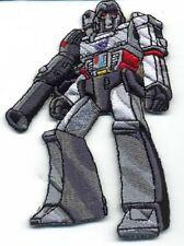 TRANSFORMERS - Megatron - Decepticon - Patch - Aufnäher