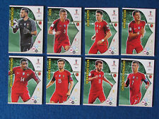 Panini Adrenalyn XL World Cup Russia 2018 - Lot of 8 - Portugal