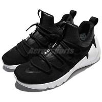 Nike Air Zoom Grade Black White Quick-Lacing Mens Shoes Sneakers 924465-001