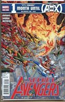 Secret Avengers 2010 series # 24 near mint comic book
