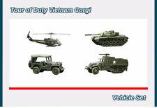 CORGI Fighting Machines Vietnam Tour of Duty Diecast Models (Set of 4) Brand New