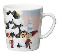 Arabia Finland Santa Claus Mug 0.3 L Christmas Tree