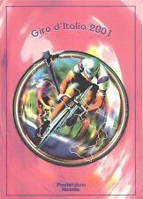 ITALIA REPUBBLICA: 2001, FOLDER GIRO D'ITALIA