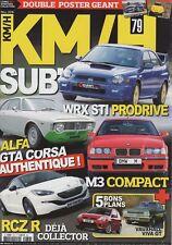 KM/H 79 PEUGEOT RCZ R R5 GT TURBO GIULIA 1600 GTA VAUXHALL VIVA GT M3 COMPA E36