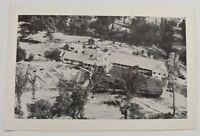 Vintage Promo Postcard Sierra Sky Guest Ranch Oakhurst CA Yosemite - Unused