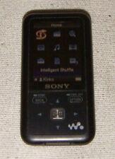 Sony Walkman NWZ-S615 (2GB) Digital Media MP3 Player Black. Works great.