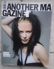 ANOTHER MAGAZINE ISSUE #4 SPRING/SUMMER 2003 NICOLE KIDMAN PHARRELL WILLIAMS