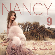 NANCY AJRAM - Nancy 9: Hassa Beek - CD 2017 - New