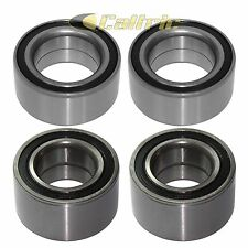 Set of 4 Ball Bearings Fits POLARIS RZR S 800 EFI 2010-2014 FRONT & REAR
