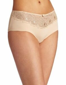 PANACHE Superbra MELODY BRIEF Knicker Pant 6052 Nude UK 8 18 BRAND NEW