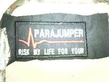 Patch TOPPA PJ PARAJUMPER 5 USA ARMY SPECIAL FORCE NAVY SEAL DELTA CHOPPER medex