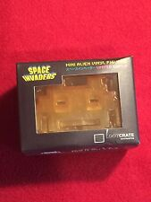 Space Invaders Mini Alien Vinyl Figure Loot Crate Exclusive NEW MIB 2015