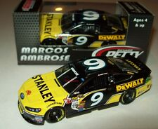 Marcos Ambrose 2014 Stanley #9 Richard Petty Motorsports Ford Fusion 1/64 NASCAR