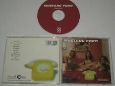 MUSTANG FORD/CHATTERBOX(SISSY/004)CD ALBUM