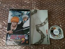 Bleach Heat the Soul 3 Sony PSP Import Japan