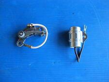 Rupteur et condensateur Magneti Marelli ou Femsa pour R5, Lada 1200, 1300, 1500