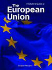 A Citizen's Guide to the European Union, New, Doug Willoughby Book