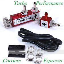 Regolatore pressione turbo overboost universale manuale FIAT PUNTO UNO 1.4 1.3