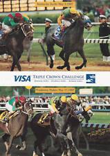 "1997 Silver Charm Kentucky Derby/Preakness postcard 5""x7"" Gary Stevens FREE SHIP"